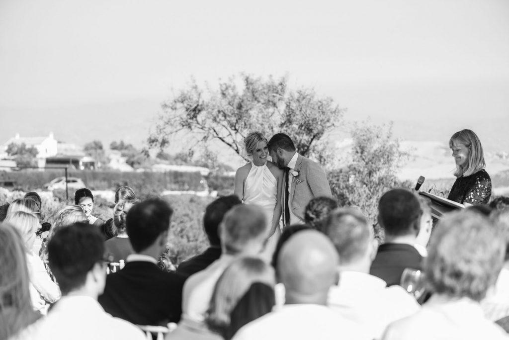 ceremonias de boda con Celebrant Spain y fotografo Andreas Holm