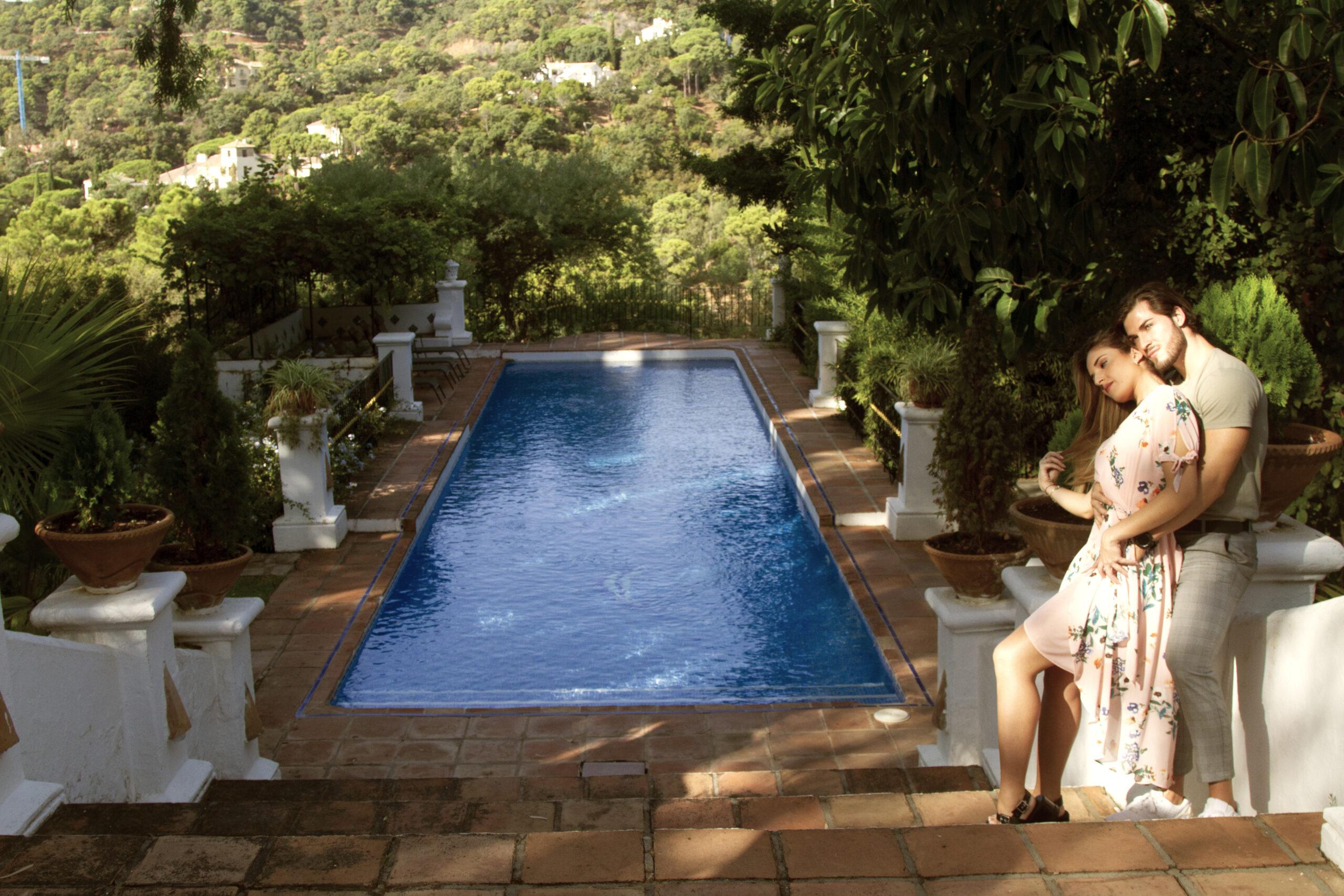Marbella villa wedding in Spain