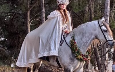 How to create a fairy tale winter wedding