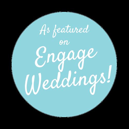 Engage Weddings logo