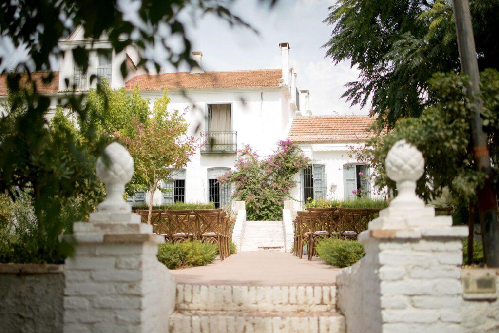 La Casa Grande de Zujaira perfect small wedding venue