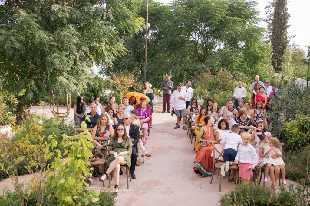 Granada cortijo wedding at La Casa Grande de Zujaira