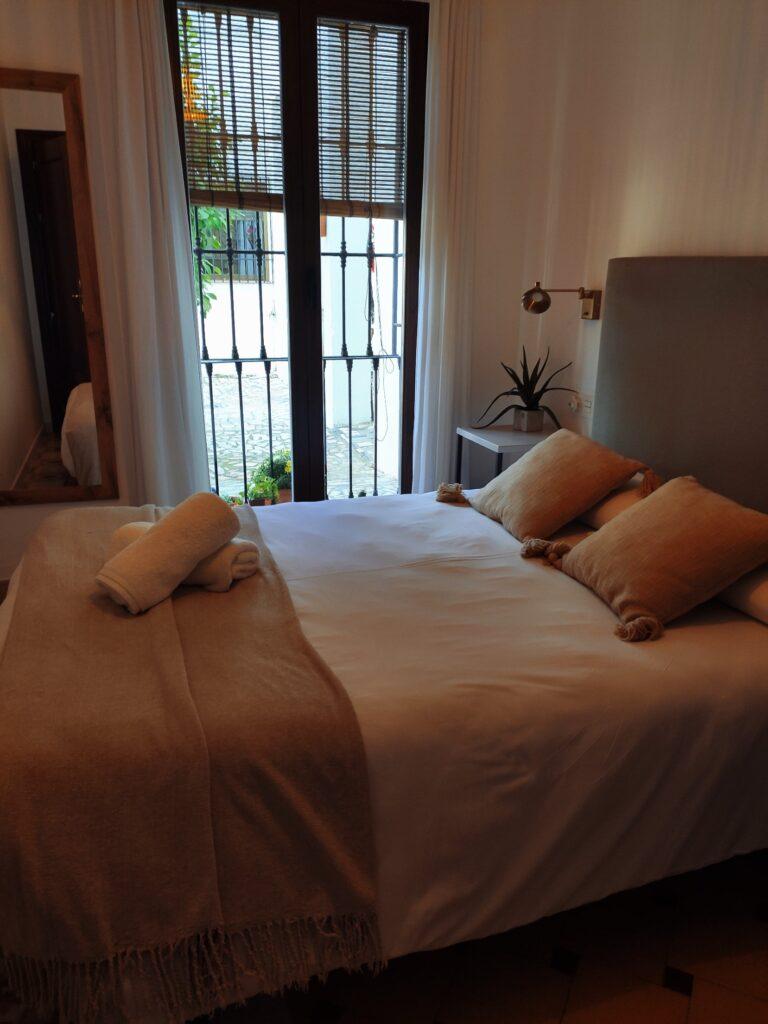 Carmen de Cortes wedding moon accommodation